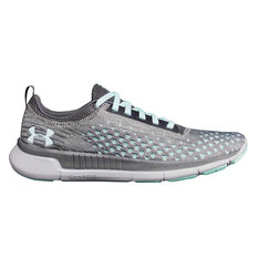 Under Armour Lightning 2 Womens Running Shoes Grey / Mint US 6, Grey / Mint, rebel_hi-res