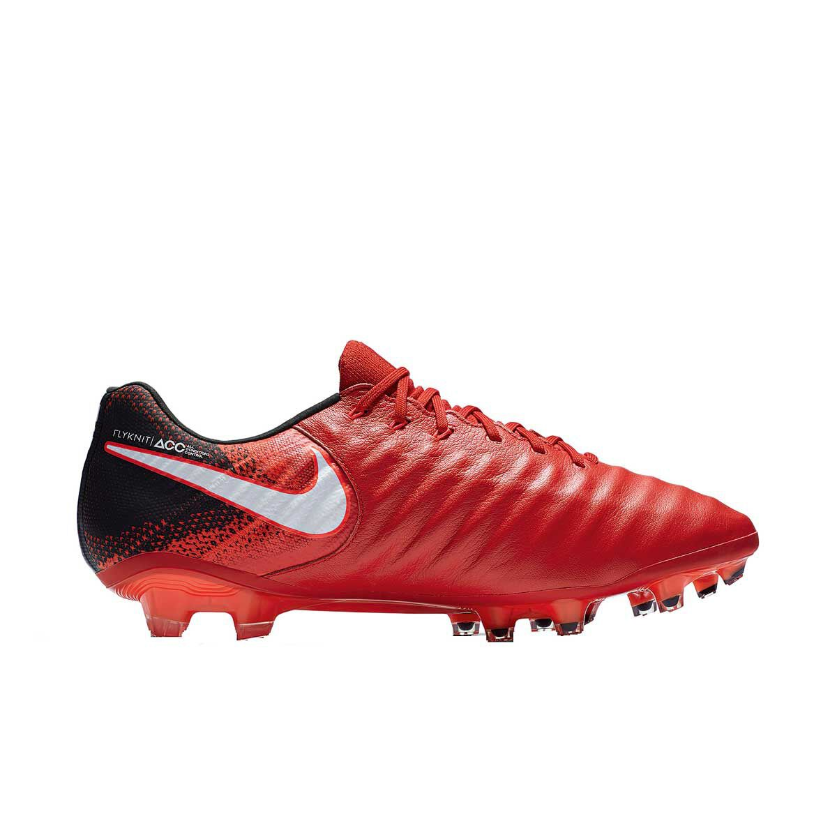huge selection of dc297 4e161 ... shopping nike tiempo legend vii mens football boots red white us 8  adult red 23300 4693e