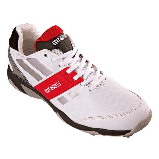 Gray Nicolls Velocity Rubber Junior Cricket Shoes, , rebel_hi-res