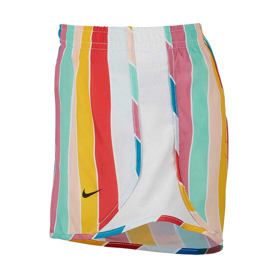 Nike Girls Dri-FIT Striped Tempo Shorts, , rebel_hi-res