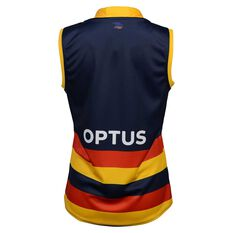 Adelaide Crows 2020 Womens Home Guernsey, Navy, rebel_hi-res