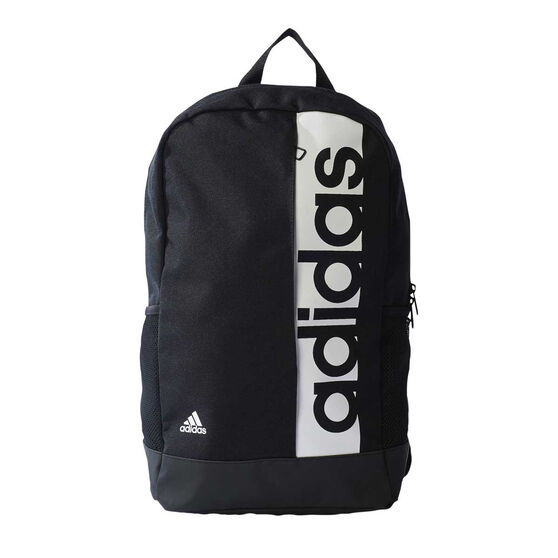 7a1a786f8706 adidas Linear Performance Backpack Black