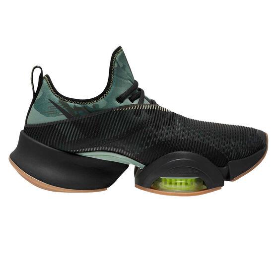 Nike Air Zoom SuperRep Mens Training Shoes, Brown/Black, rebel_hi-res
