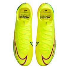 Nike Mercurial Superfly VII Elite Mens MDS Football Boots, Yellow/Black, rebel_hi-res