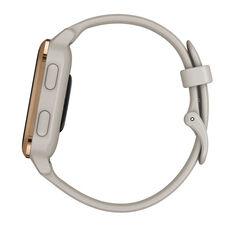 Garmin Venu Sq Music GPS Smartwatch - Light Sand Rose Gold, , rebel_hi-res
