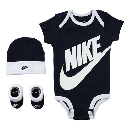 84d76f019 Nike Toddlers Futura Logo Boxed Set Obsidian 0-6 Months, Obsidian, rebel_hi-