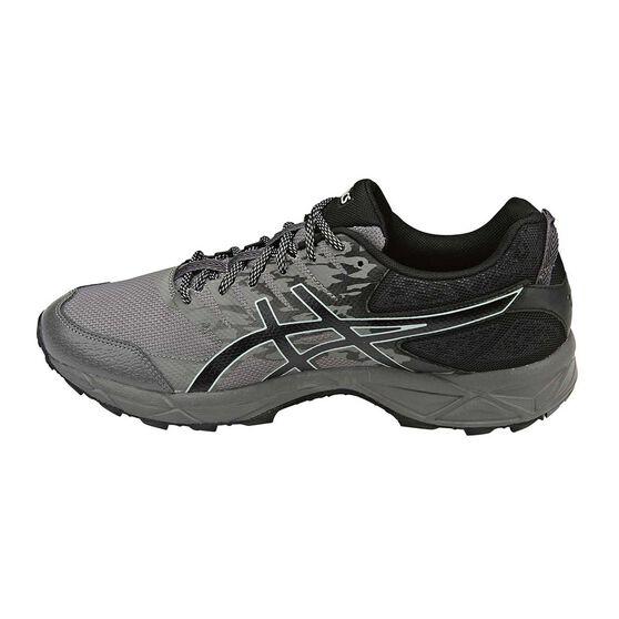 Asics Gel Sonoma 3 Mens Trail Trail Running Shoes Grey   Black US 7 ... b5e0aeb2204