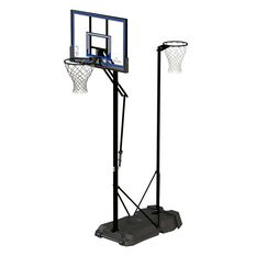 Spalding 48in Double Play Basketball Netball System, , rebel_hi-res