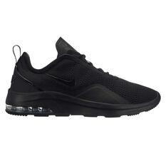 Nike Air Max Motion 2 Mens Casual Shoes Black US 7, Black, rebel_hi-res