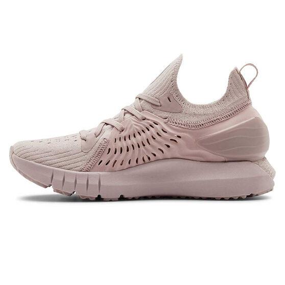 Under Armour HOVR Phantom RN Womens Running Shoes, Pink, rebel_hi-res