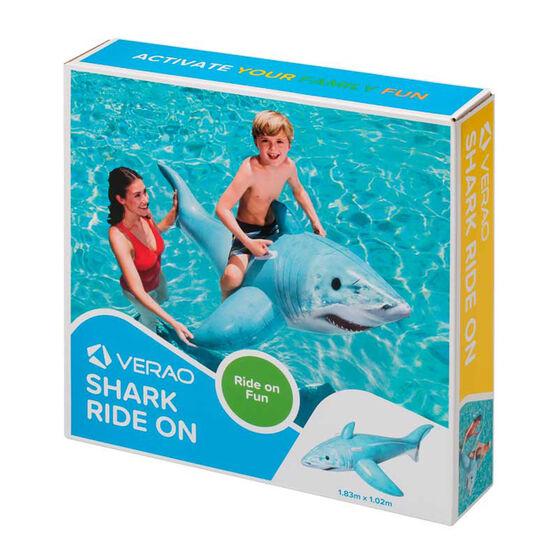 Verao Inflatable Shark Ride On, , rebel_hi-res