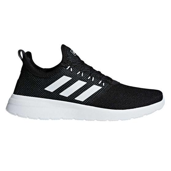 adidas Lite Racer Reborn Mens Casual Shoes, Black / Grey, rebel_hi-res