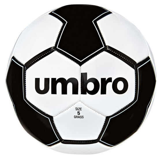 Umbro Speciali MK3 Soccer Ball, White / Black, rebel_hi-res