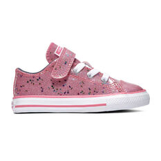 Converse Chuck Taylor All Star Galaxy Toddlers Casual Shoes Pink / White US 4, , rebel_hi-res