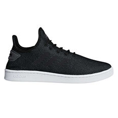 adidas Court Adapt Mens Casual Shoes Black US 7, Black, rebel_hi-res
