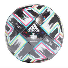 adidas Uniforia Trainer Soccer Ball White / Multi 3, White / Multi, rebel_hi-res
