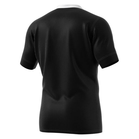 All Blacks 2019 Mens Home Jersey, Black, rebel_hi-res