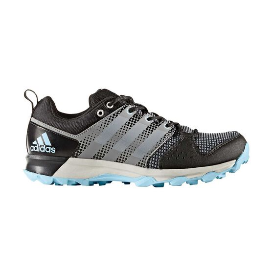 ce849c7704d adidas Galaxy Trail Womens Trail Running Shoes Black / Blue US 7.5, Black /  Blue