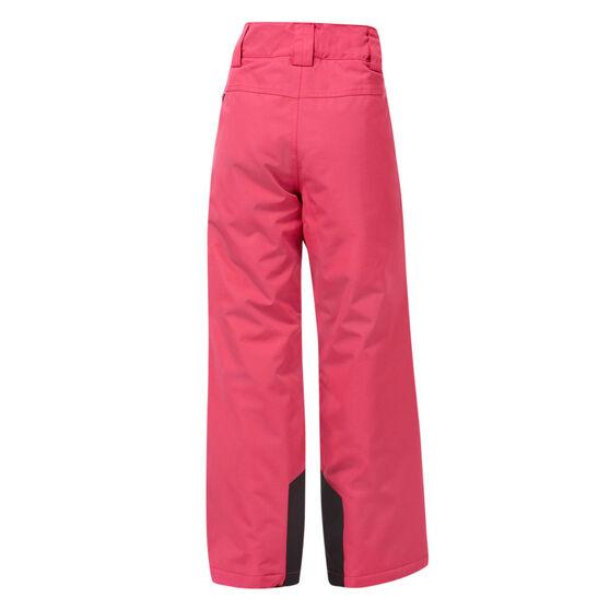 Tahwalhi Girls Kick Ski Pants, Pink, rebel_hi-res