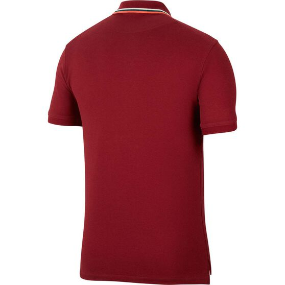 Nike Liverpool FC Mens Slim Fit Polo, Red, rebel_hi-res