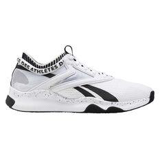 Reebok HIIT Womens Training Shoes White / Black US 6, White / Black, rebel_hi-res