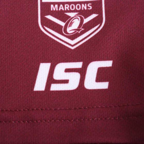 QLD Maroons State of Origin 2020 Infants Home Kit, Maroon, rebel_hi-res