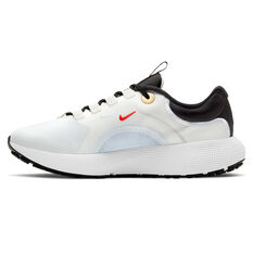 Nike React Escape Run Womens Running Shoes White/Gold US 6, White/Gold, rebel_hi-res