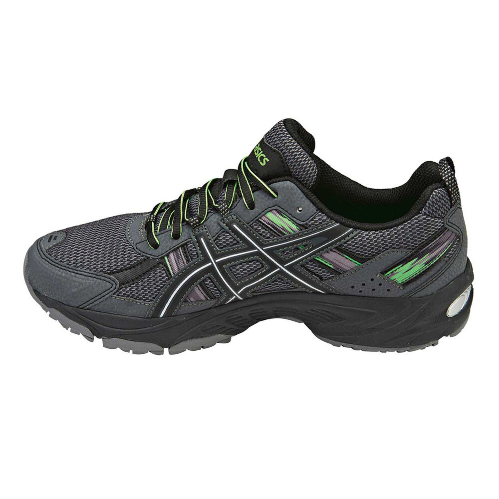 quality design 7d78a 5b193 ASICS Gel Venture 5 Mens Trail Running Shoes Charcoal   Green US 7, Charcoal