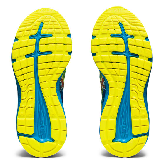 Asics GEL Noosa Tri 13 Kids Running Shoes, Blue, rebel_hi-res