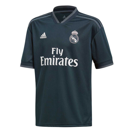 separation shoes c81f0 23bcd Real Madrid FC 2018 / 19 Kids Away Jersey