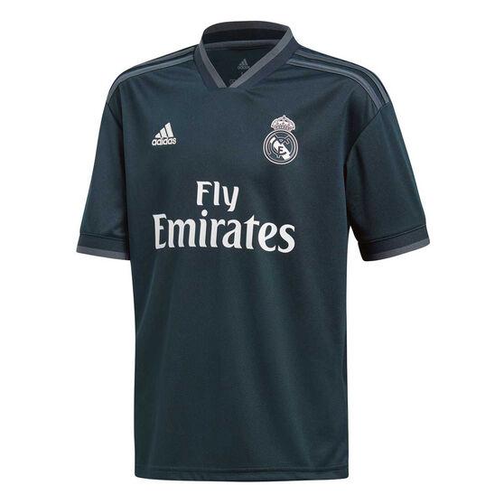 separation shoes 68af5 1be34 Real Madrid FC 2018 / 19 Kids Away Jersey
