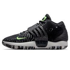 Nike KD 14 Black Volt Basketball Shoes Black US 7, Black, rebel_hi-res