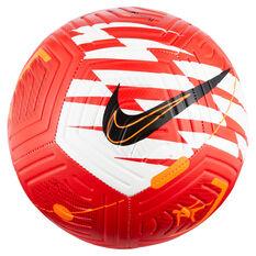 Nike CR7 Strike Soccer Ball Red 3, Red, rebel_hi-res