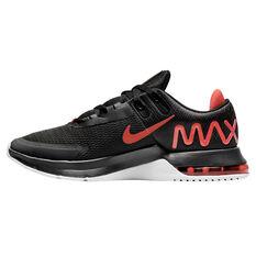 Nike Air Max Alpha Trainer 4 Mens Training Shoes Black/Red US 7, Black/Red, rebel_hi-res