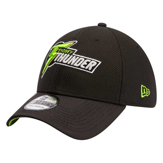 Sydney Thunder New Era 39THIRTY Training Cap Green S / M, Green, rebel_hi-res