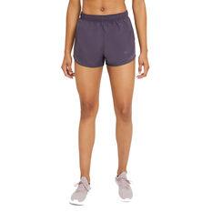 Nike Womens Tempo Running Shorts, Grey, rebel_hi-res