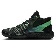 Nike KD Trey 5 VIII Mens Basketball Shoes Black/Green US 7, Black/Green, rebel_hi-res
