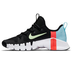 Nike Free Metcon 3 Womens Training Shoes Black/Volt US 6, Black/Volt, rebel_hi-res