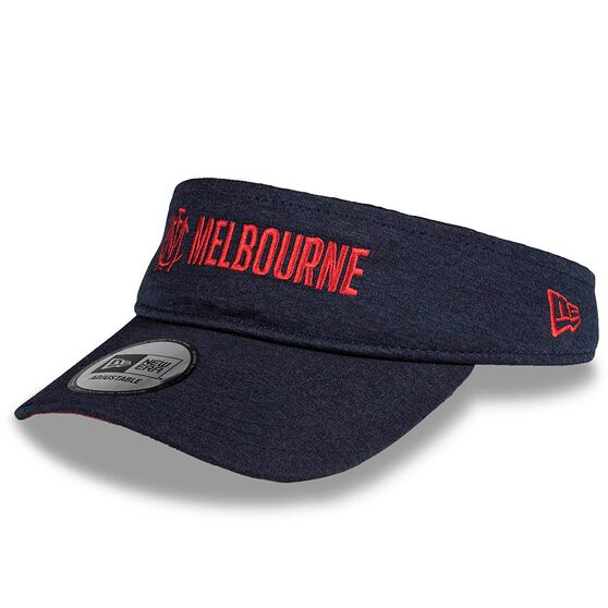 Melbourne Demons 2018 AFLW Training Visor OSFA, , rebel_hi-res