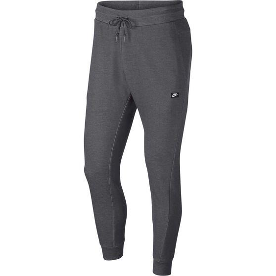 Nike Mens Sportswear Optic Jogger Pants Dark Grey XL, Dark Grey, rebel_hi-res