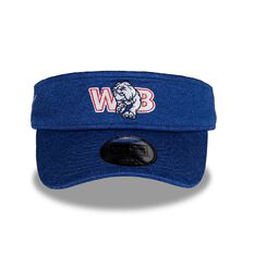 Western Bulldogs 2018 AFLW Training Visor OSFA, , rebel_hi-res