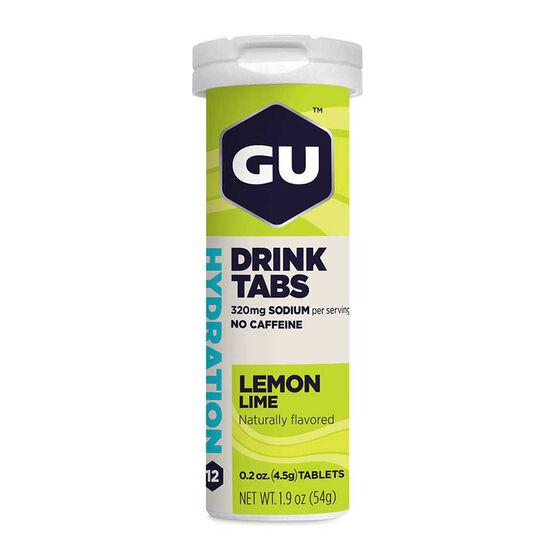 GU Lemon Lime Hydration Tablets, , rebel_hi-res
