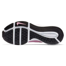 Nike Star Runner Kids Running Shoes Pink / Grey US 5, Pink / Grey, rebel_hi-res