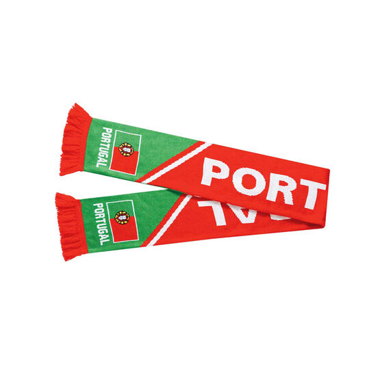 Portugal 2018 Football Scarf, , rebel_hi-res