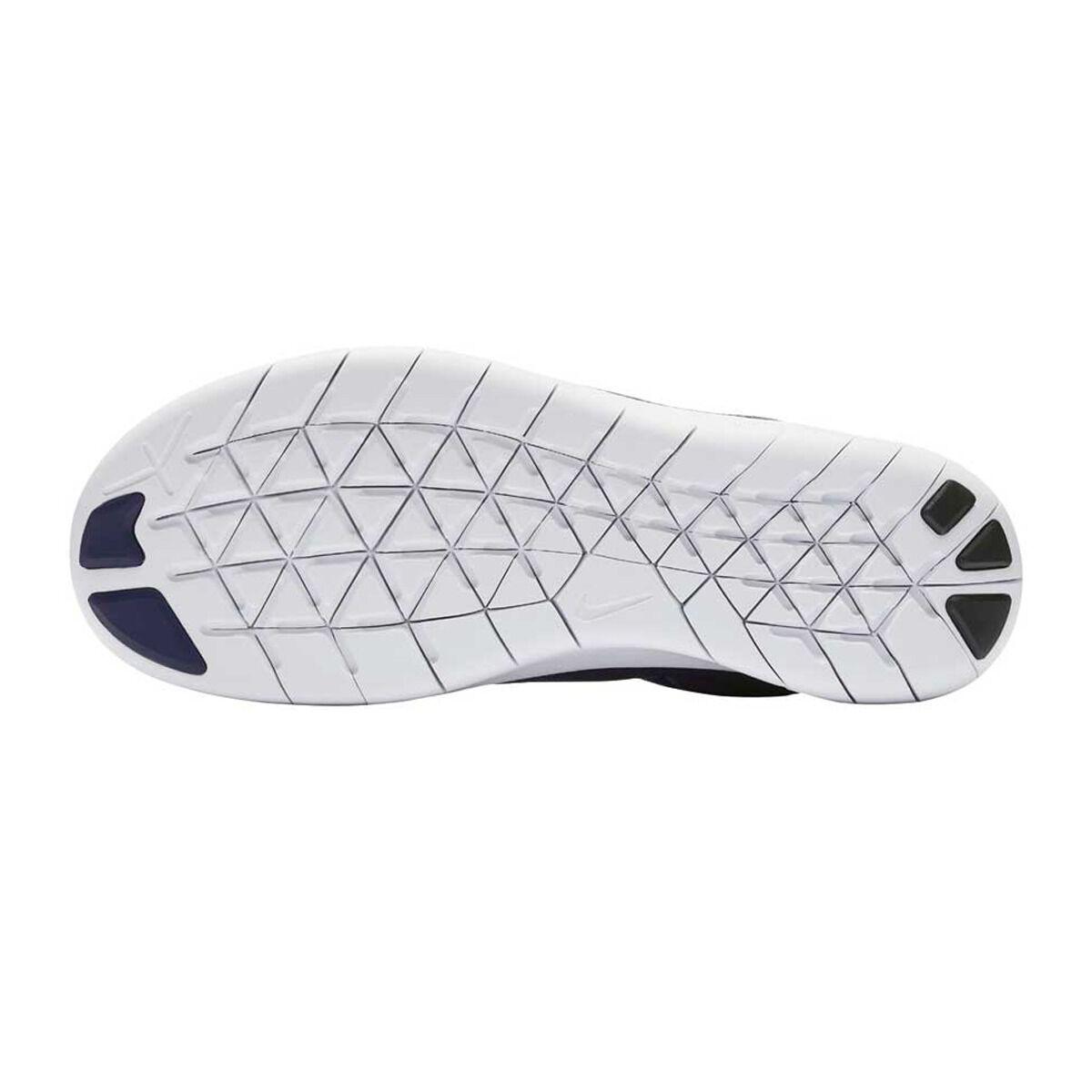 nike libero 2017 ragazze scarpe viola / argento noi 7 ribelle