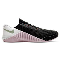 Nike Metcon 5 Womens Training Shoes Black / Red US 6, Black / Red, rebel_hi-res