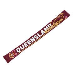 QLD Maroons State of Origin 2018 Alliance Scarf, , rebel_hi-res