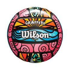 Wilson Graffiti Beach Volleyball 5, , rebel_hi-res
