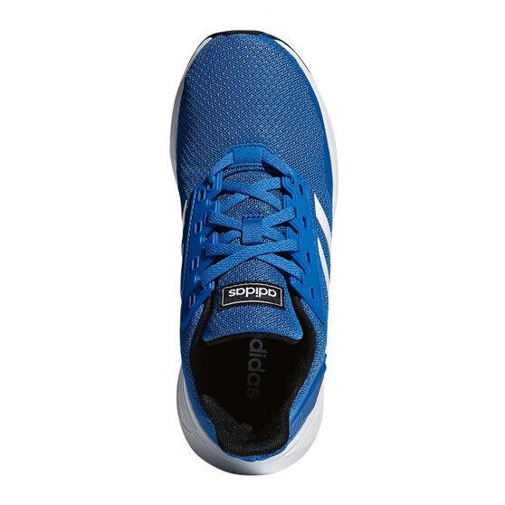 a22227c29f adidas Duramo 9 Kids Running Shoes Navy / White US 5