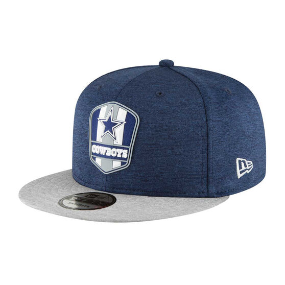 Dallas Cowboys New Era 9FIFTY Sideline Road Cap, , rebel_hi-res